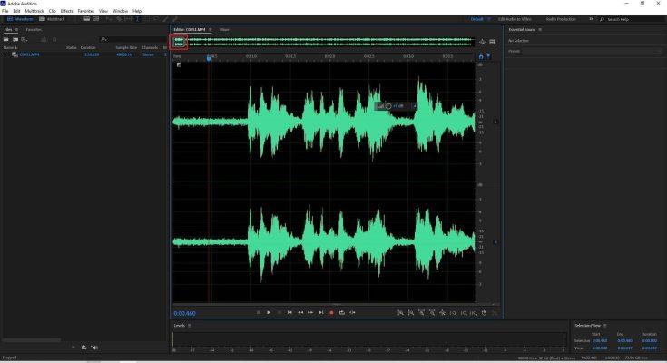 Khử Tiếng Ồn, Loại Bỏ Tạp Âm Cho Video & Audio
