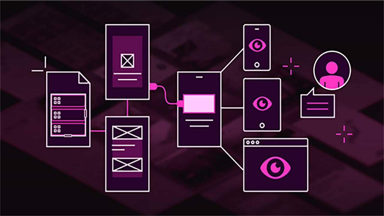 Adobe XD CC 2021 v35.3 - Thiết Kế Giao Diện App & Web