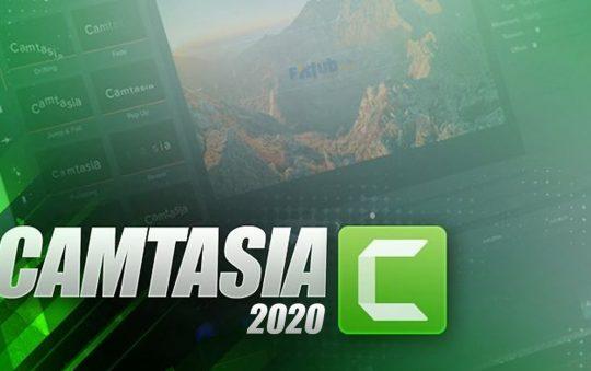 Techsmith Camtasia Studio 2020 Full | Hướng dẫn cài đặt