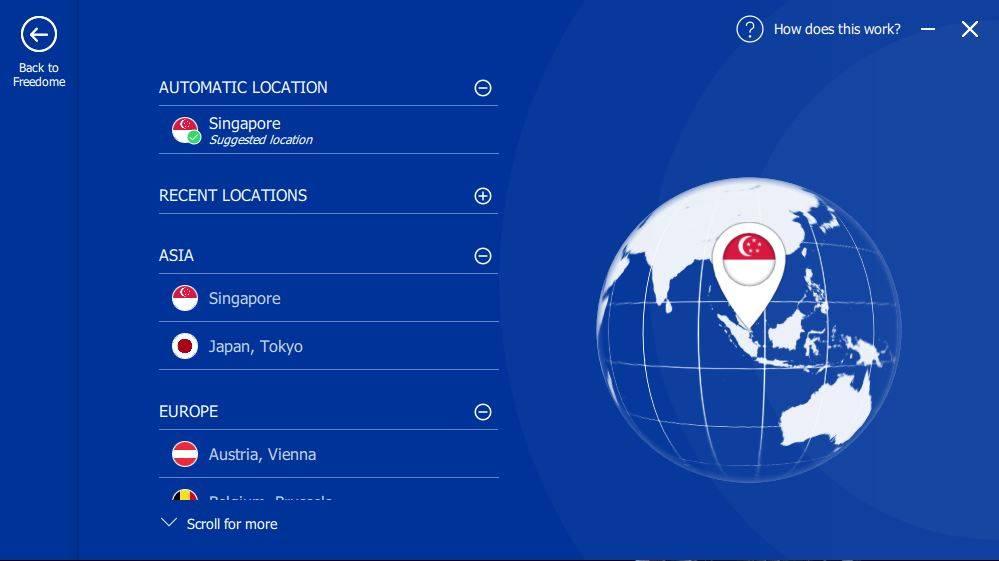 VPN Miễn Phí Cho Máy Tính