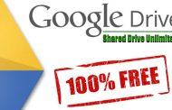 Tạo Google Drive Unlimited không giới hạn dung lượng