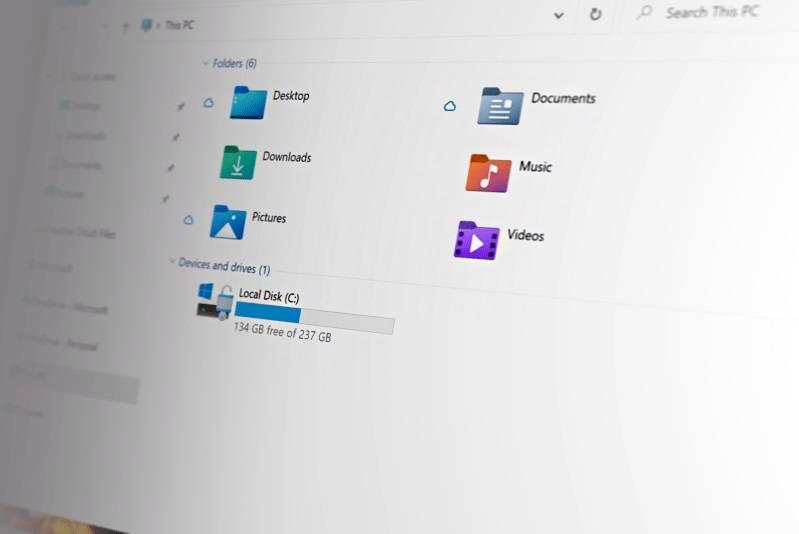 Thay Đổi Icon Windows 10 – Bộ Icon Insider Preview 21343