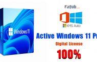 KMS 2038/Digital License | Kích hoạt bản quyền Windows 11