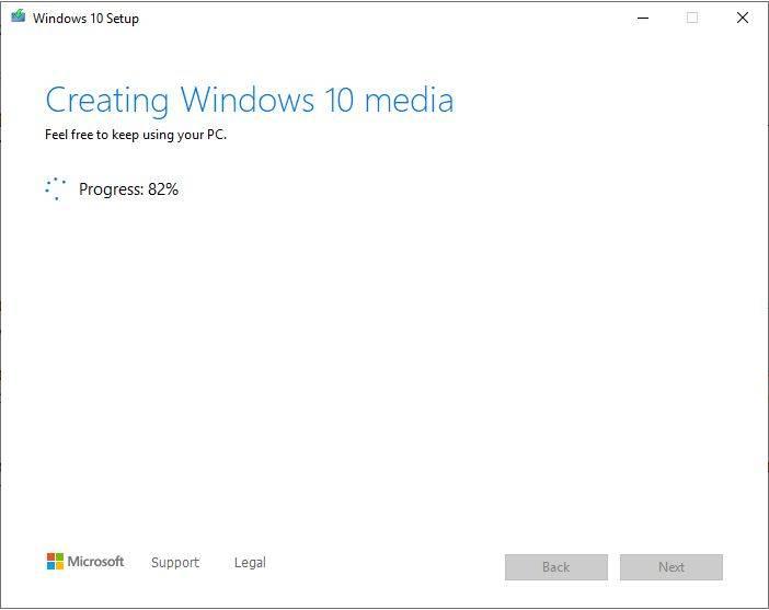 Công cụ tải Windows và Office từ Microsoft