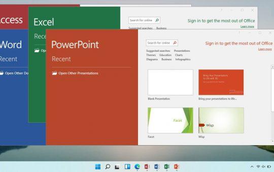 Bộ Cài Đặt Word, Excel, PowerPoint | Microsoft Office 2019