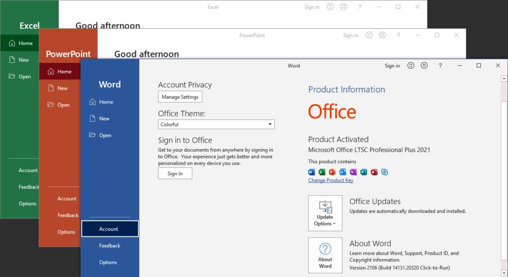 Microsoft Office LTSC Pro Plus 2021 [32/64-bit] – GG Drive