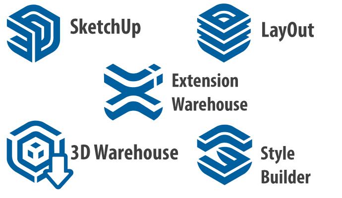 SketchUp Pro 2021 Full - Phần mềm đồ hoạ 3D