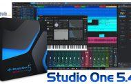 Studio One 5.4.0 Professional Full | Hướng dẫn cài đặt