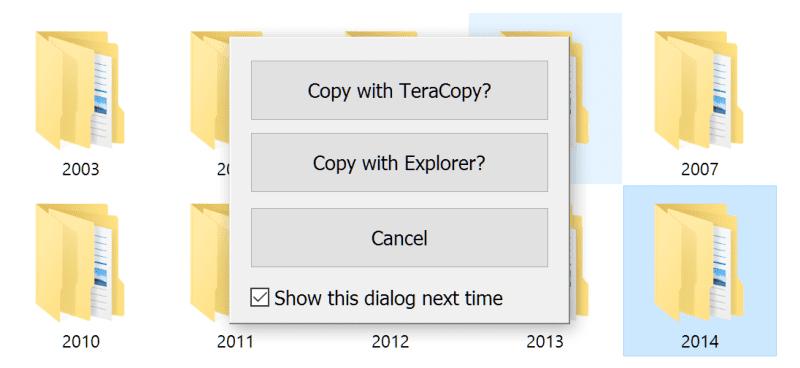 TeraCopy Pro 3.6 Full – Tăng tốc Copy dữ liệu