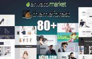 Download 80 Theme Themeforest Full License Bản Quyền