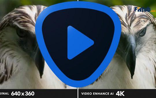 Topaz Video Enhance AI 2.4.0 | Nâng cao độ phân giải video