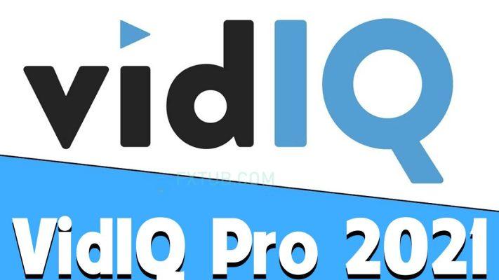 VidIQ Pro 2021