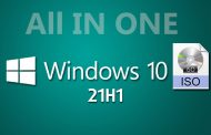 Windows 10 AIO 21H1 x32 x64 Full ISO | All IN ONE