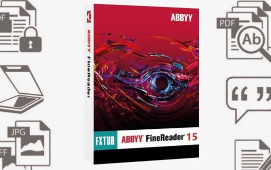 ABBYY FineReader 15.0.114 Full | Chuyển Đổi File PDF