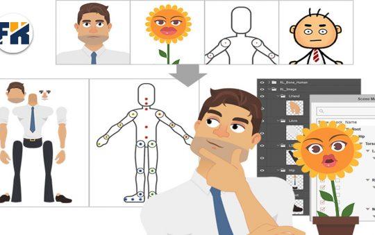 Reallusion Cartoon Animator 4.5 Pipeline | Làm Phim Hoạt Hình