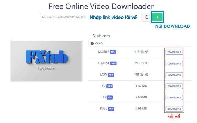 Ok.Ru Download   Cách tải video trên Ok.ru nhanh nhất 2021