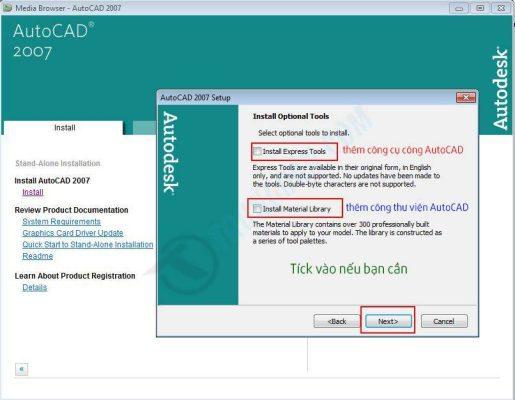 AutoCad 2007 Full Crk - Hướng dẫn cài đặt nhanh nhất