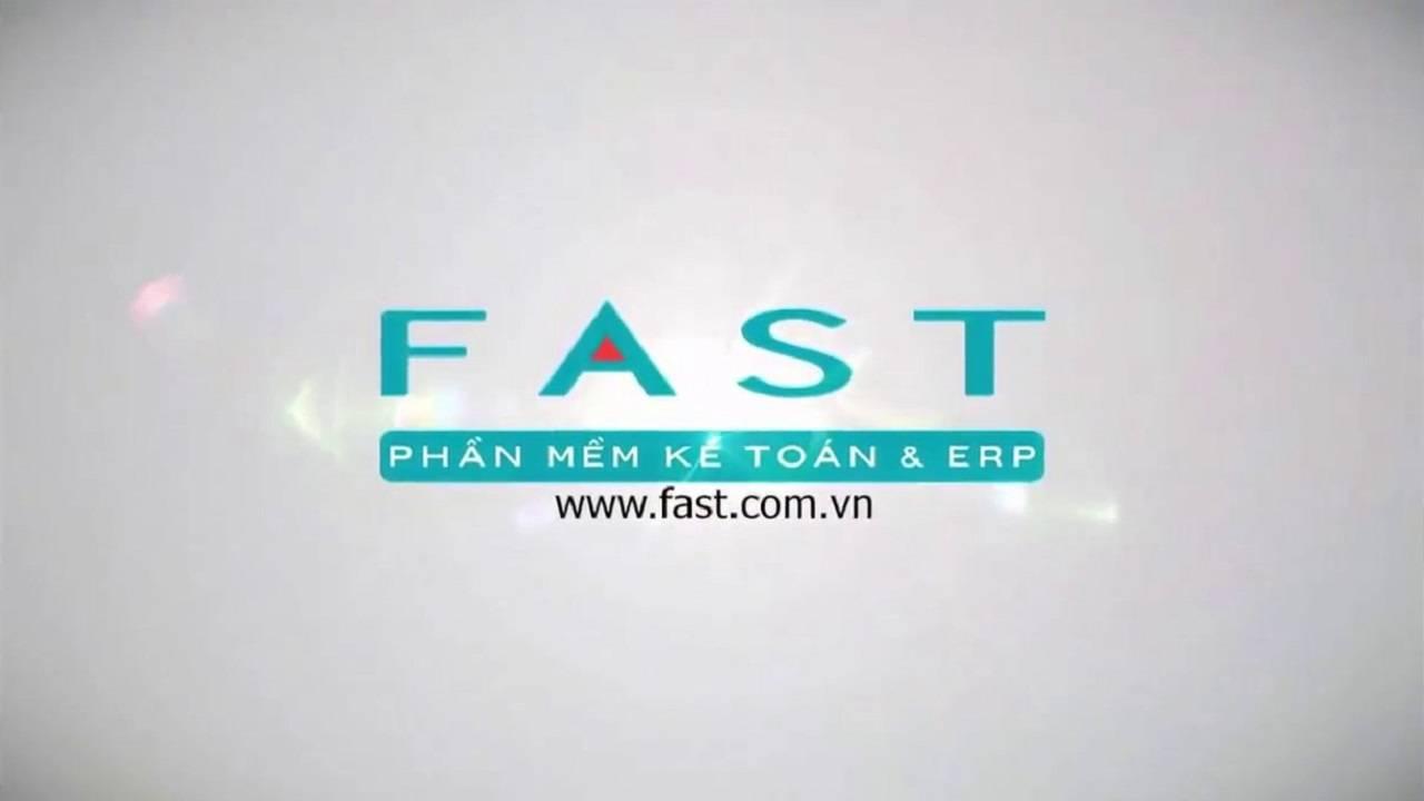 Phần mềm Fast Accounting 11- Kế toán cho doanh nghiệp
