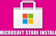 Cách cài đặt Microsoft Store | Install Microsoft Store