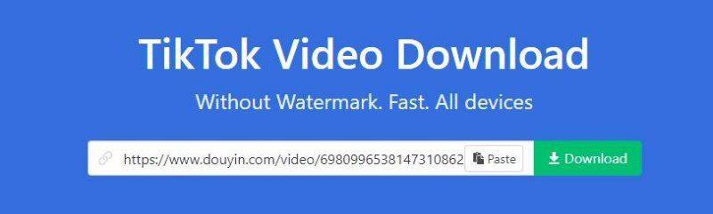 Download Douyin App 斗音 | Tải Video Douyin Không Logo