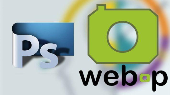 WebP trong Photoshop